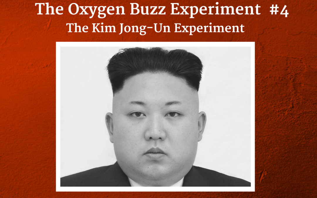 The Kim Jong-Un Experiment: